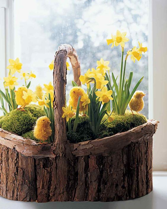Cute Easter Egg Wallpaper 20 Cute Rustic D 233 Cor Ideas For Cozy Easter Shelterness