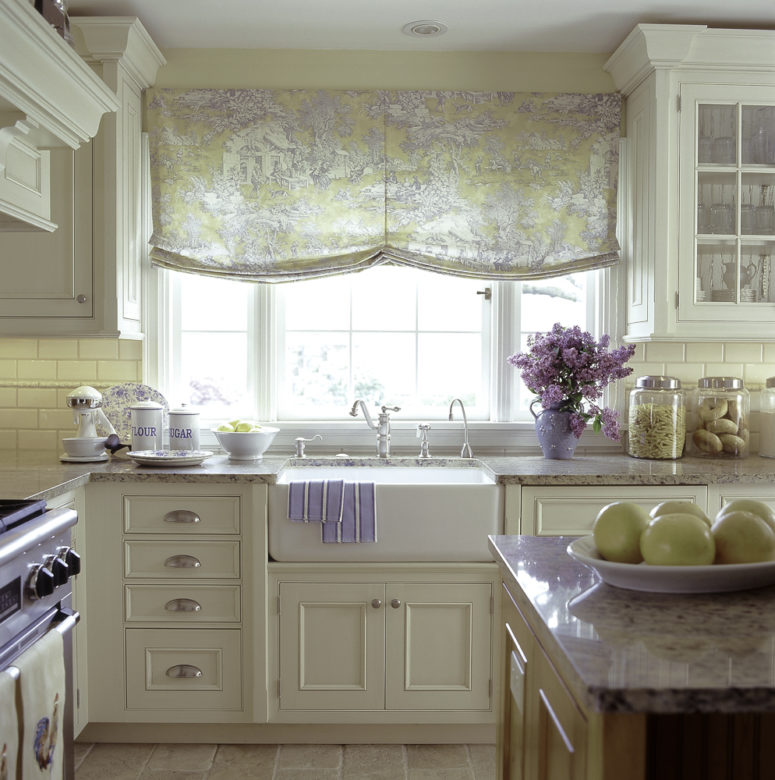 Wohnzimmer Vintage Style 15 Charming French Country Kitchen Décor Ideas - Shelterness