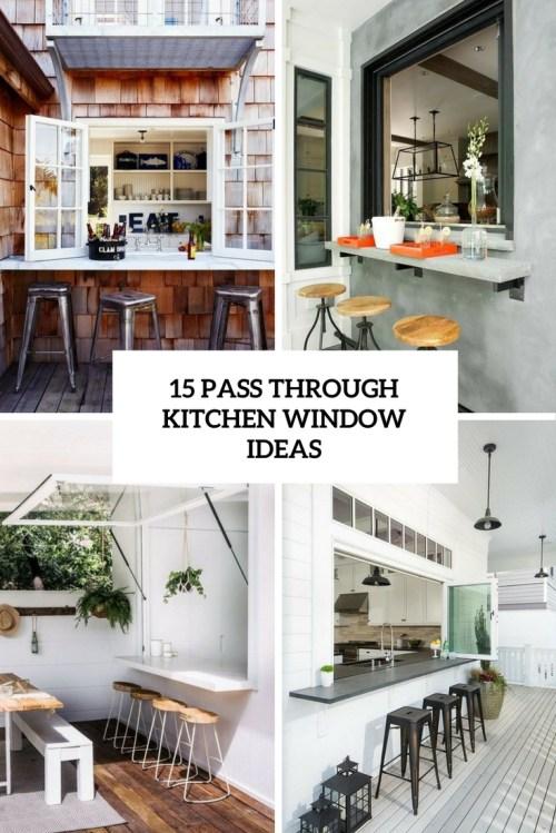 Medium Of Kitchen Window Ideas