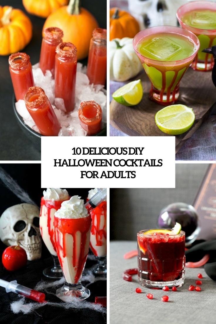 Easy Halloween Shots Recipes Shelterness Page 61 Of 589 Cool Design Ideas And Easy Diy Projects