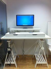 18 Coolest DIY IKEA Desk Hacks To Try - Shelterness