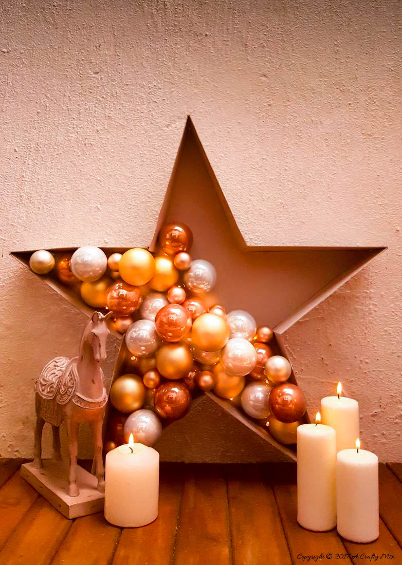 All Modern Furniture 11 Diy Christmas Star Decorations That Aren't Ornaments