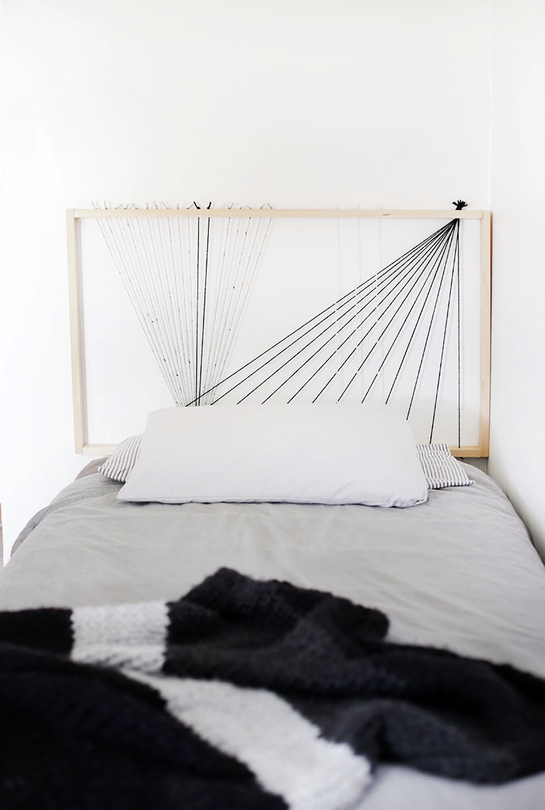 Diy Minimalist Bed Frame 8 Diy Headboards To Change The Look Of Your Bed Shelterness