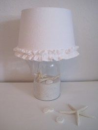9 Awesome DIY Beach-Inspired Lamps - Shelterness