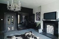 Picture Of Black Interior Design Ideas