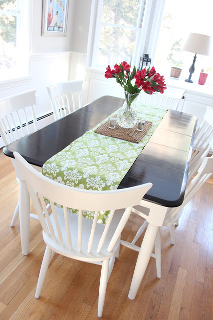 Ikea Glass Desk 14 Cool Diy Dining Table Makeovers - Shelterness