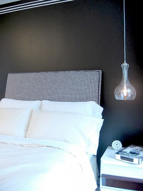 Table Lamps For Bedroom 37 Cool Hanging Bedside Lamps - Shelterness