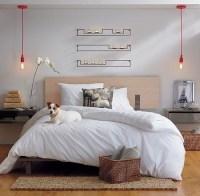 37 Cool Hanging Bedside Lamps - Shelterness