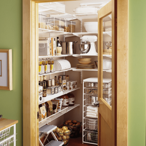 Kitchen Pantry Ideas Picture Of Cool Kitchen Pantry Design Ideas
