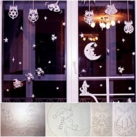 7 DIY Christmas Window Decorations Youll Love - Shelterness