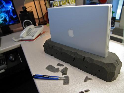 Diy Laptop Stands Archives Shelterness