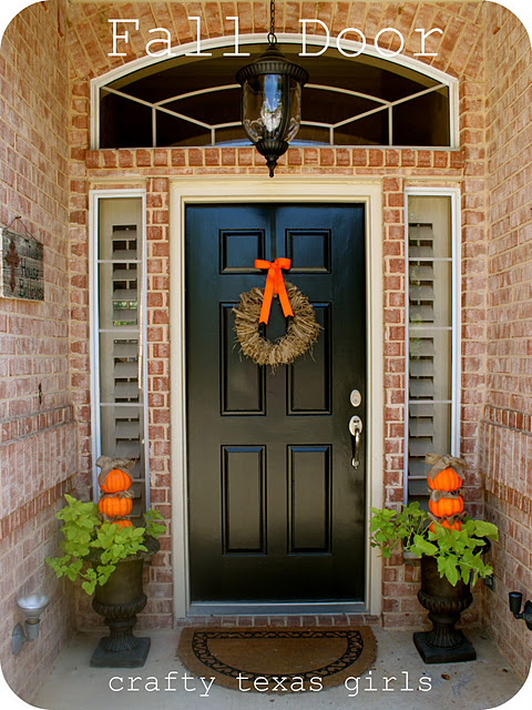 Fall Porch Decorating. Cheap Ideas To Outfit Your Front Porch For