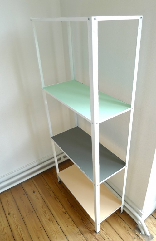 Wooden Shelving Units How To Hack Ikea Hyllis Shelving Unit: 5 Diy Ideas