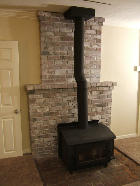 Whitewash Brick Fireplace How To Whitewash A Brick Fireplace: 8 Tutorials - Shelterness