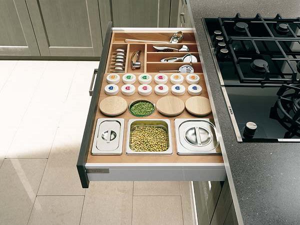 70 Practical Kitchen Drawer Organization Ideas - Shelterness