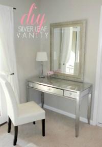 12 Pretty Feminine DIY Dressing Tables And Vanities ...