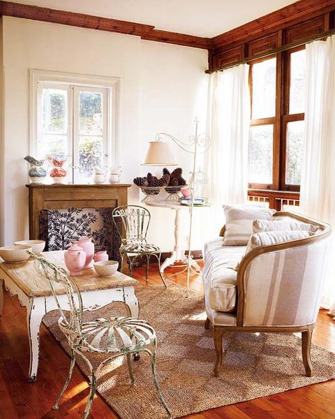 Cute Easter Egg Wallpaper 20 Rustic Living Room Design Ideas Shelterness