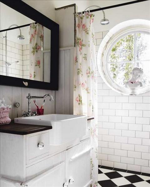 85 Cool Shabby Chic Decorating Ideas - Shelterness - shabby chic bathroom ideas