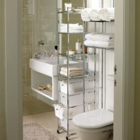 47 Creative Storage Idea For A Small Bathroom Organization ...