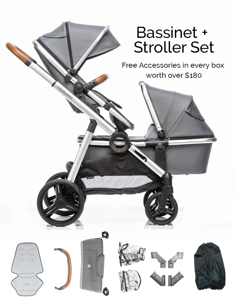 Double Pram Australia Reviews Duo Double Pram Single Tandem