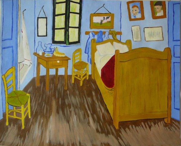 Description De La Chambre De Van Gogh - onestopcolorado - - Description De La Chambre De Van Gogh