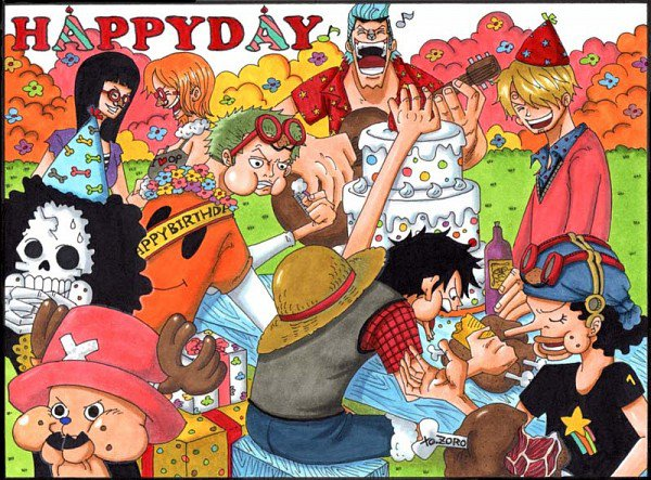 Cute Chopper One Piece Wallpaper Anniversaire One Piece ★★★ ☞ The World Of One Piece ☜