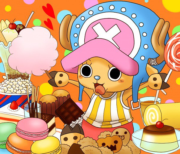 Hazard Wallpaper Hd Tony Tony Chopper Ilustration One Piece