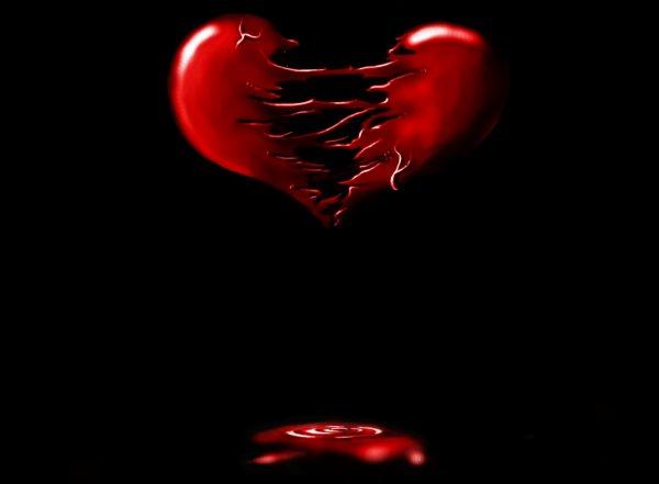 Break Heart Wallpaper Hd Coeur Bris 233 Paintshop Pro 7 Blog De Dessin Et De Design