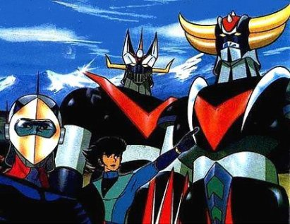 Voltes V Wallpaper Hd Goldorak Et Great Mazinger Blog De Grendizertetsujine28