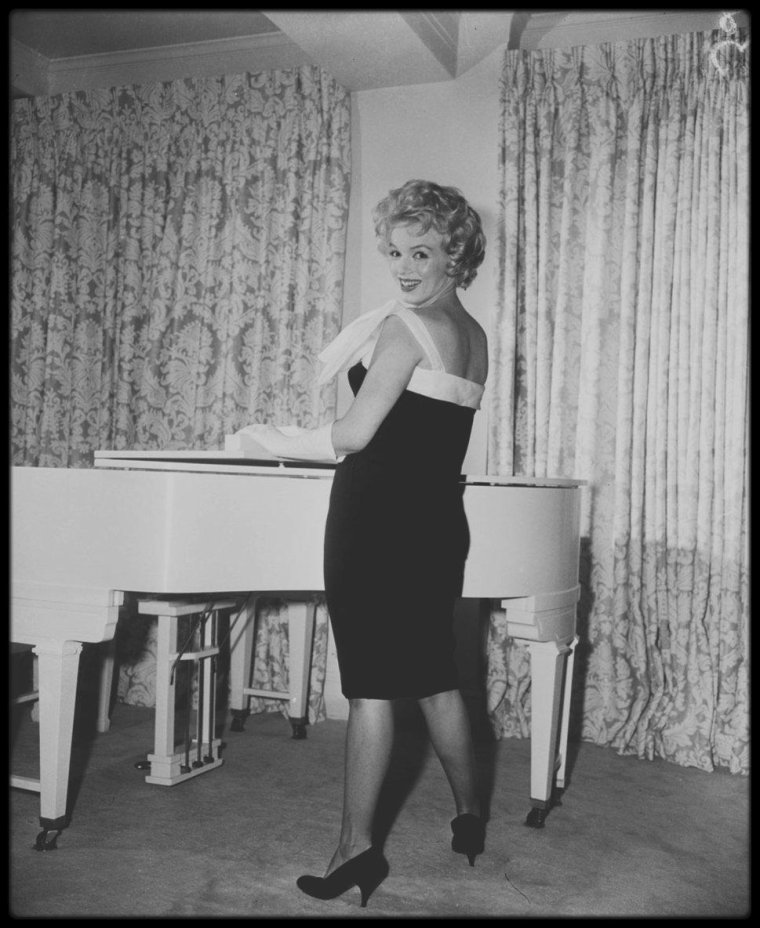 Film Trois Fauteuils Blog De Marilyn-rare-and-candid - Page 20 - Marilyn-monroe