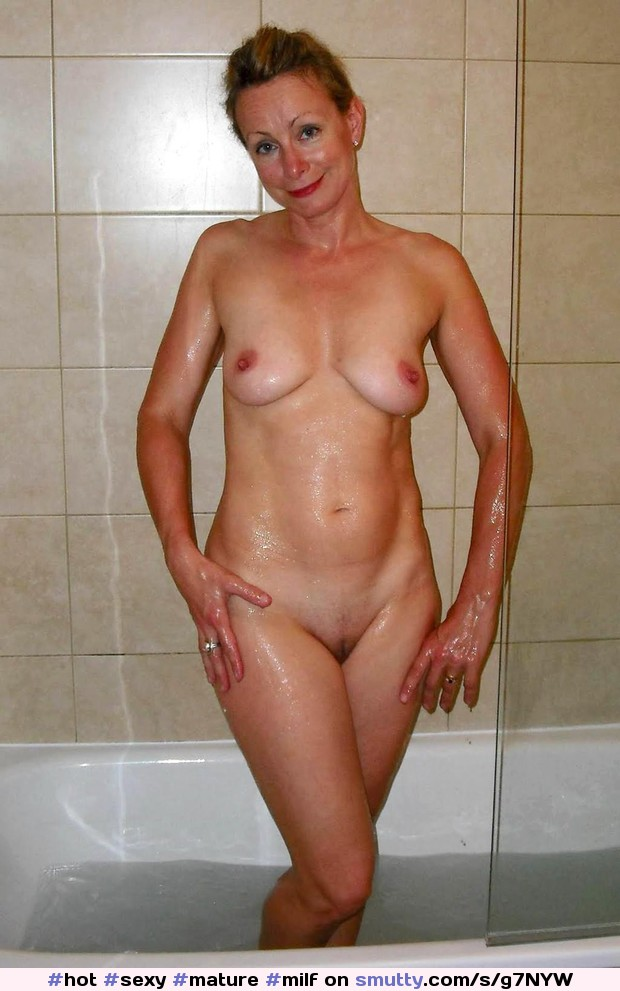nude wife hairy pussy shower