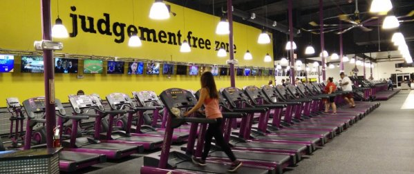 Planet Fitness Is Truly a Judgement Free Zone No One Ever Mentions