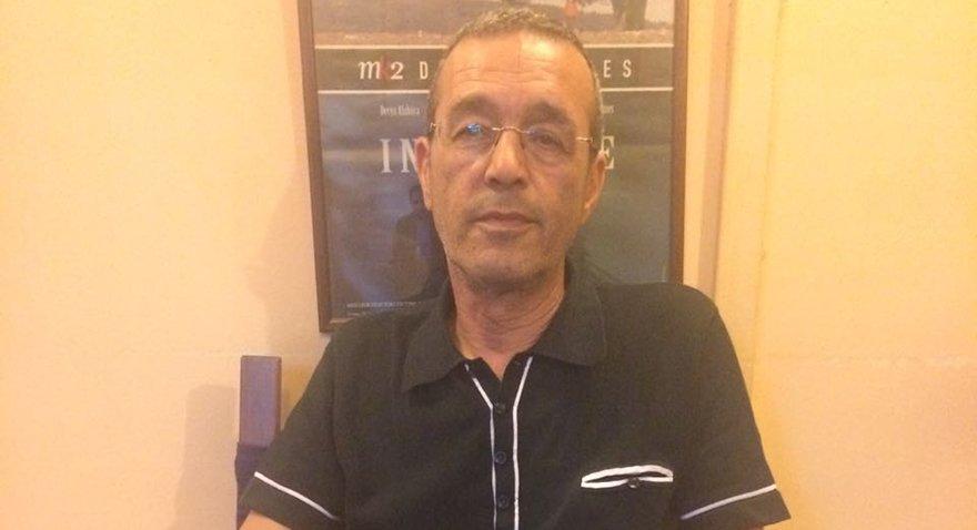 Beyoğlu Sineması'nın ortaklarından Baha Serter. Fotoğraf: Sozcu.com.tr