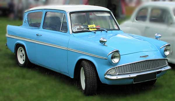 1957 Cars Restored Or Wallpapers Harry Potter What Is The Type Of Car That Mr Weasley