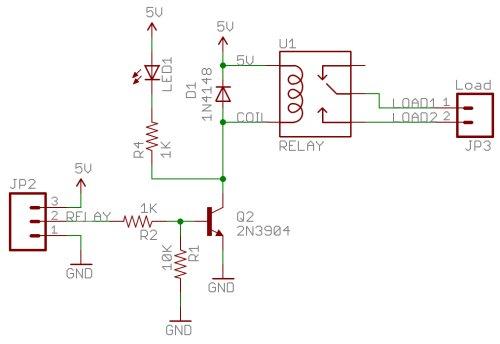 5v Relay Diagram - Wiring Diagram Online