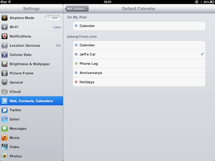 data synchronization - Why is iCloud not syncing my calendars on my