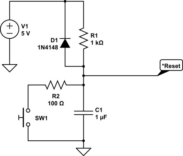 this circuit also provides you the facility to reset the circuit