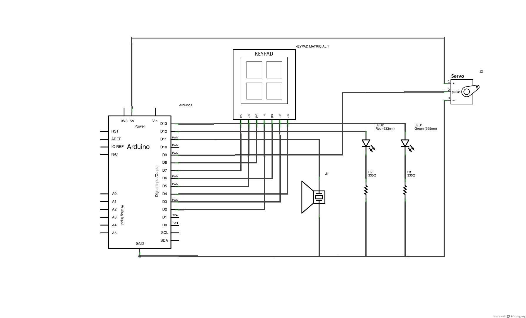 parts schematic for s