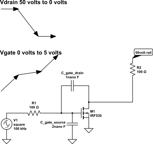 need help with nchannel mosfet circuit