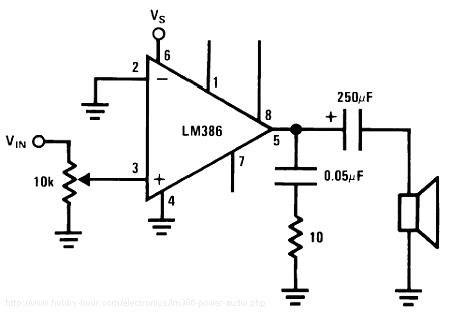 simple guitar amp wiring diagram