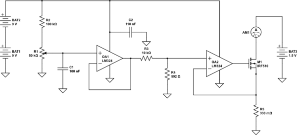 figure 1 constant current load circuit
