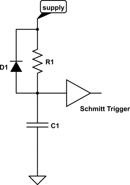 parallel rc network auto electrical wiring diagramhow do i make a circuit to properly start shut off a