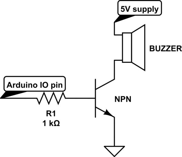 osepp arduino buzzer wiring diagram