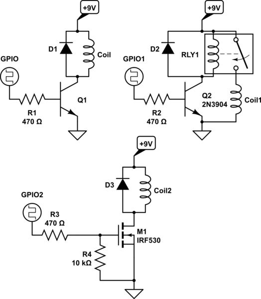 transistor ignition schematic needed