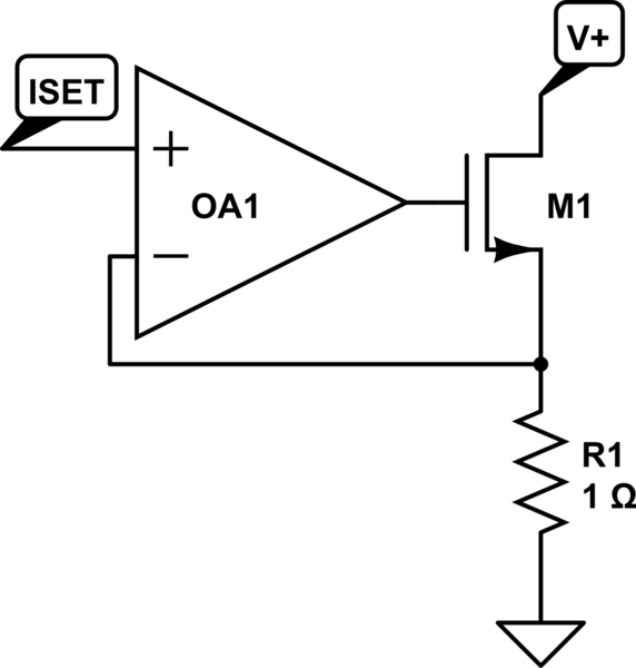 constant current led drive
