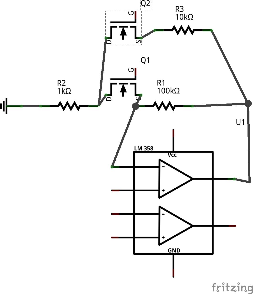 diodes instead of resistors electrical engineering stack exchange