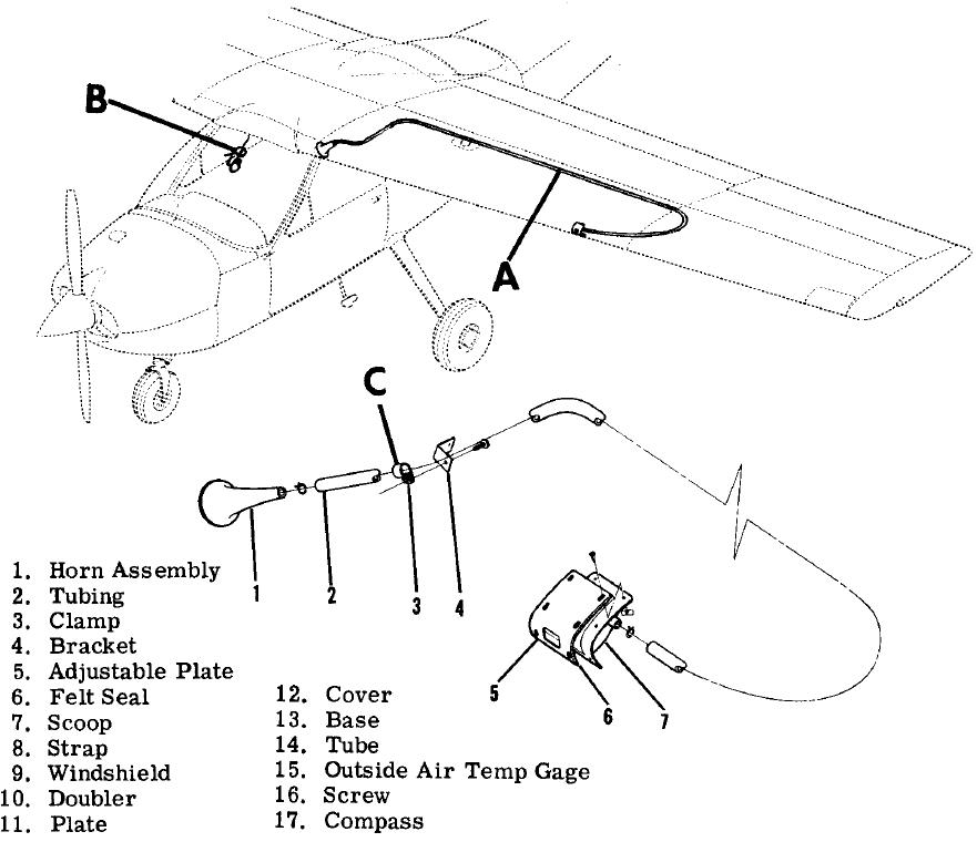 cessna 182 whelen wiring schematics