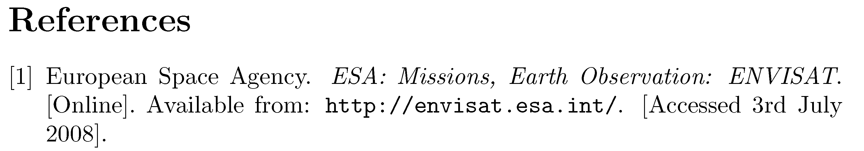 Citation format bibtex resume indesign tutorial citation format bibtex yelopaper Gallery
