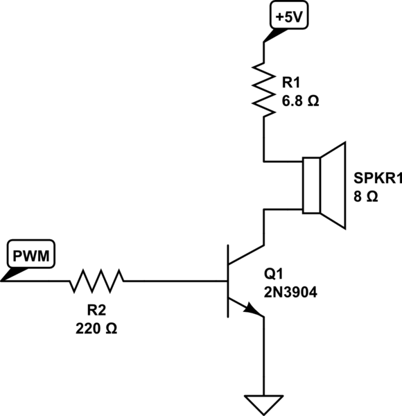 6 watt 4 ohm amplifier circuit