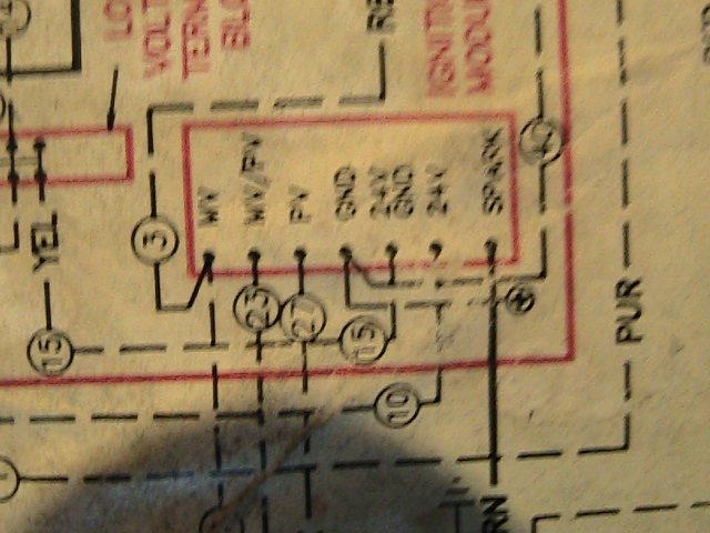 wiring - Gas Furnace Electrical Schematic Diagram - Meaning of Plus
